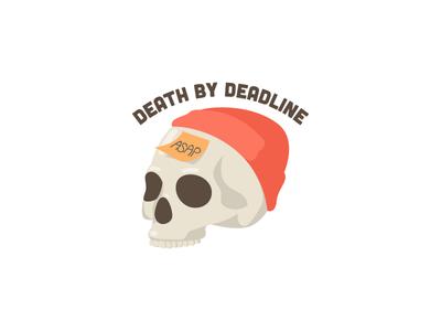 Death by Deadline: iOS free sticker pack beanie hipster asap free pack sticker ios deadline skull death