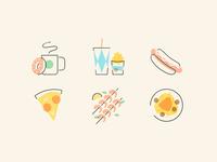 Mid-century Food 2