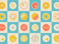 Circular food experiment