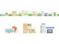 Grō Capital Sign Up Illustrations