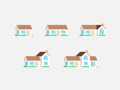 Clara: House Sizes