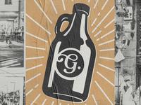 Gobragh: growler poster
