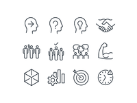 Values Icons