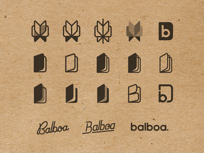 Balboa: logo exploration