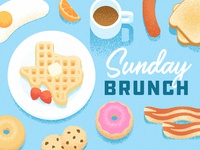 Texas Sunday Brunch