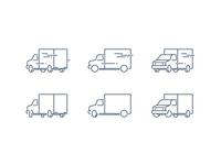 Truck perspective