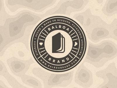 Balboa Badge