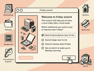 Welcome to friday wizard