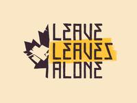 Leave Leaves Alone