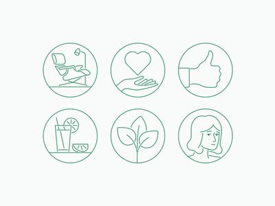 Circle Iconography