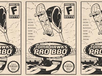 Toma Hawk's Pro BBQ