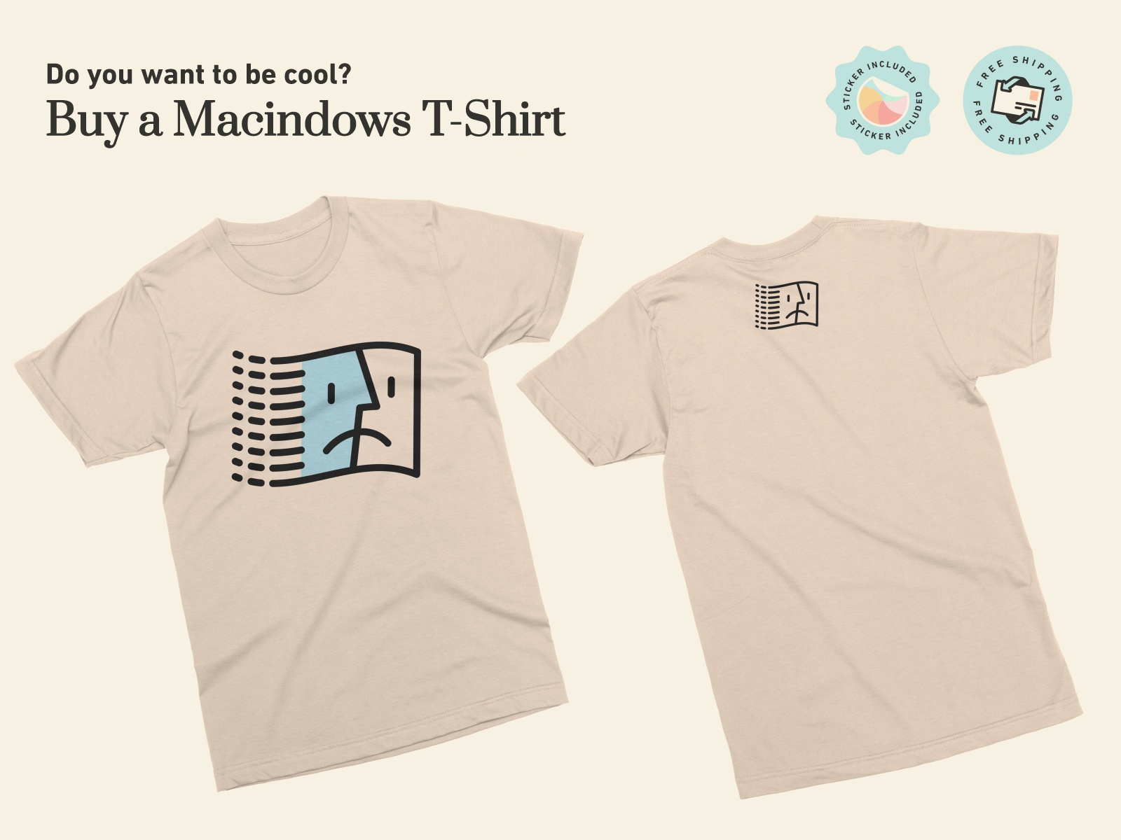 Macindows mockup