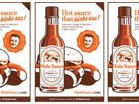 Mule Sauce Poster