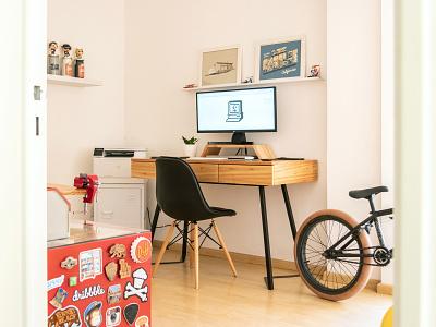 My workspace work photography interview courtside dribbble designer graphic desk workspace studio office