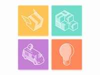 Internal Apps Icons