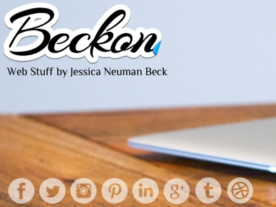 Beckon Mock-Up