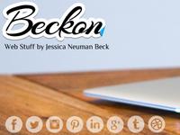 Beckon Mock-Up
