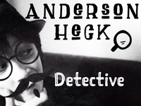 Anderson Heck business card design