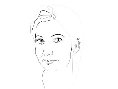 Sketch illustrator illustration