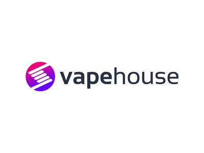 Logo design for a vape shop