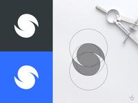 Logo design for a software development company