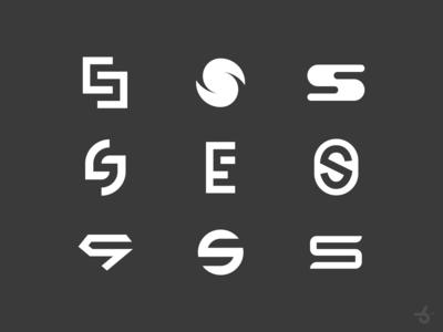 Letter S exploration