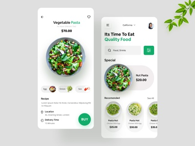 food delivery sarvice food delivery app food delivery application mobile ui dribbble best shot ui ui ux minimal mobile app design mobile design mobile app food delivery service food app design food app food app design app