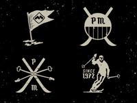 Powder Mountain Icons