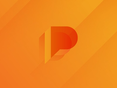 some good ol' fashioned gradient fun to a logo project
