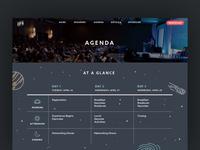Experience 2016 Agenda