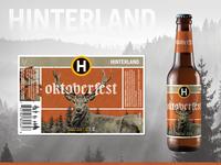 Hinterland Brewery - Oktoberfest
