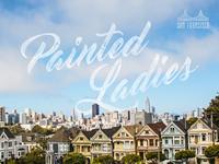 Painted Ladies | San Fransisco