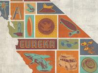 Eureka - The Culture of California | Detail