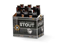Hinterland Brewery - Luna Coffee Stout 6-pack