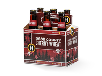 Hinterland Brewery - Door County Cherry Wheat 6-pack