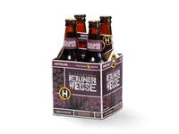 Hinterland Brewery - Blackberry Berliner Weisse 6-pack