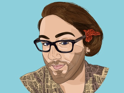 Josh illustration design
