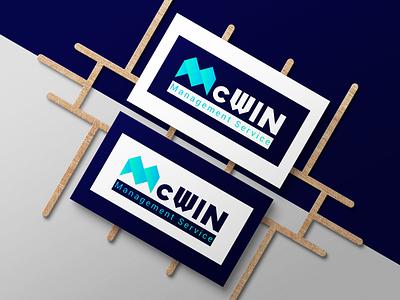 Management Service logo design logofolio best logo designer modern logo design best logo modern logo branding graphic design logo