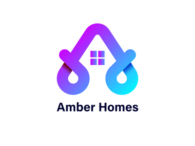 Real Estate Logo all home letter logo letter a letter logo a a letter brand identity branding real estate logo real estate builders illustration building house property architecture icon app startup