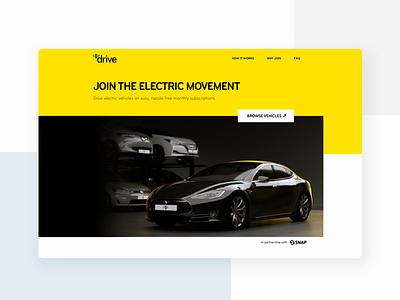 Mercury Drive illustration ui ux design interaction design ui design