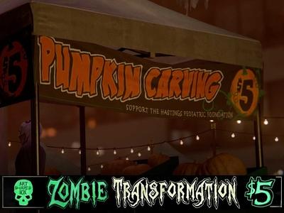 Pumpkin Carving - Spiderman design photoshop video game art illustration logo
