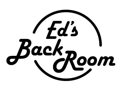 Ed's Back Room - Spiderman In-Game Signs logo video game art typography design