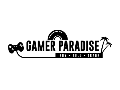 Gamer Paradise - Spiderman In-Game Signs vector logo video game art typography design
