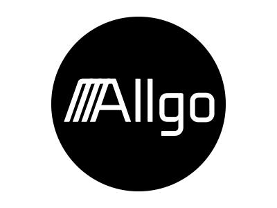 Allgo - Spiderman icon logo illustration video game art typography design