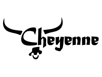 Cheyenne - Spiderman In-Game Signs vector logo video game art typography design
