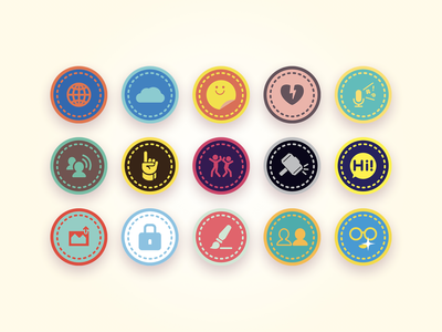 User Merit Badges
