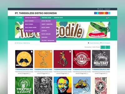Online Shop Directory: Themes 09