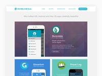 Mockup Web Rimbunesia