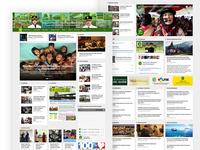 Web News Portal Government