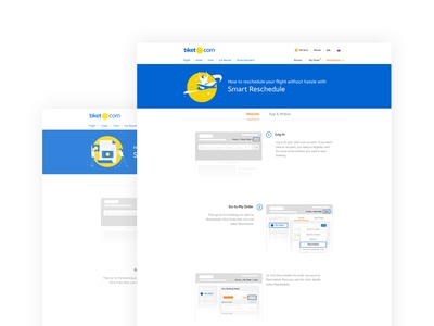 Tiket.com Smart Reschedule & Smart Refund
